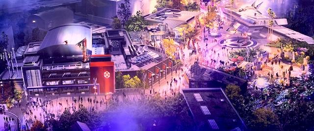 Disney kicks off theme park reveals at D23 Expo preview