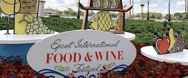 What's new and worth trying at Epcot's Food & Wine this year?
