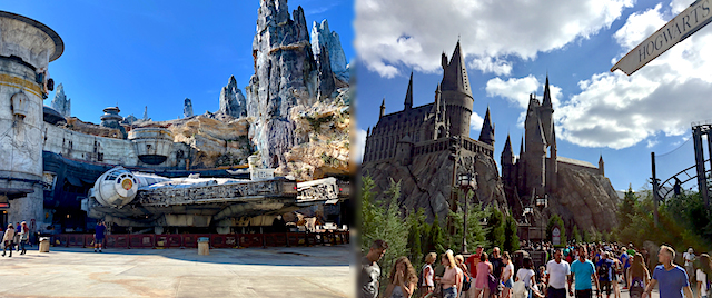 Two new contests offer free trips to Disney or Universal