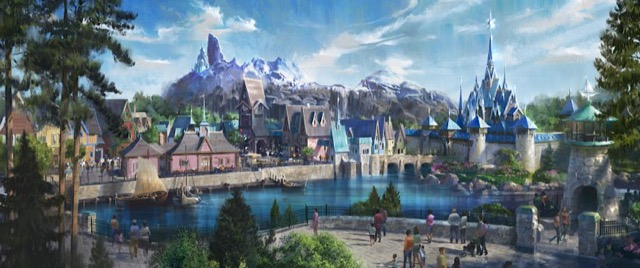 Frozen, Marvel headline 2020 events at Disneyland Paris