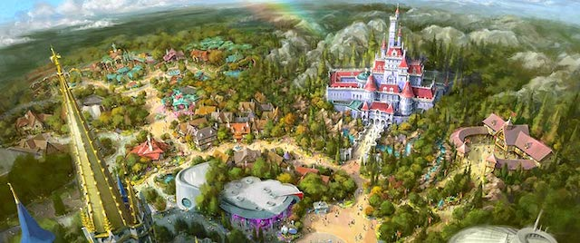 Tokyo Disney announces opening date for four new attractions