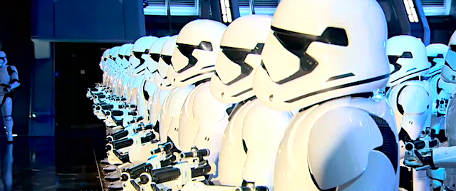 Here's a new video peek inside Disney's next Star Wars ride