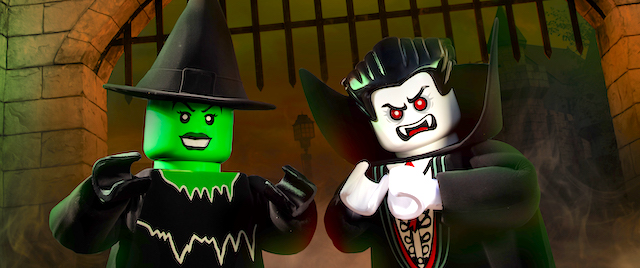 Brick or Treat returns to Legoland's theme parks