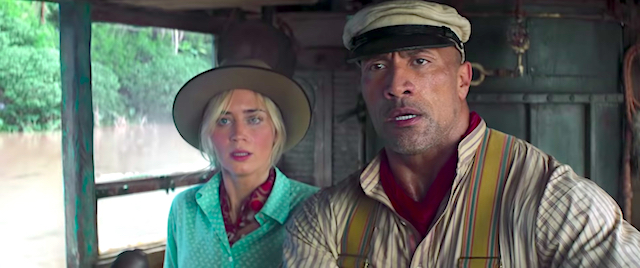 New trailer for Disney's Jungle Cruise movie drops