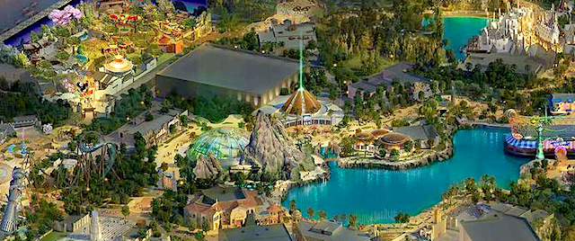 Universal reveals the lands for its next theme park