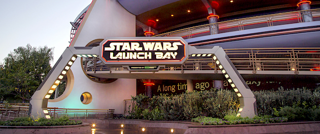 What should Disneyland do with Star Wars Launch Bay?