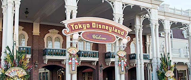Attendance up, but revenue down at Tokyo Disney