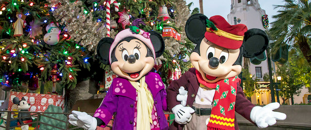 It's the most popular time of the year at Disneyland
