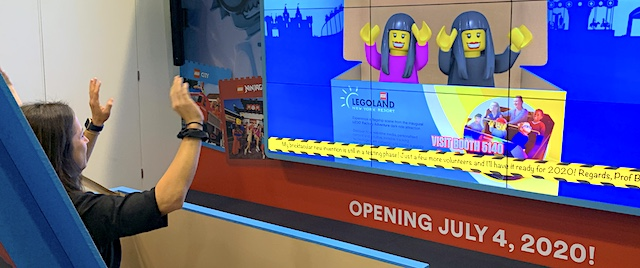 Legoland's new dark ride will turn you into a Lego minifigure