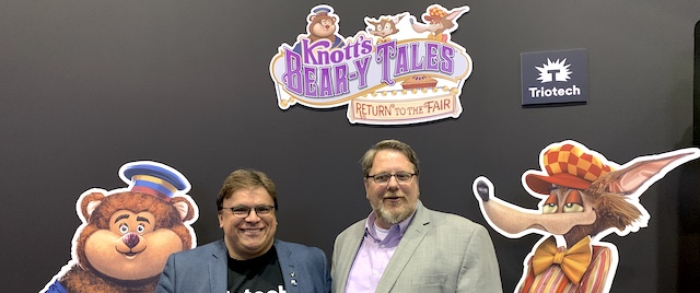 Meet the team that's bringing back Knott's Bear-y Tales