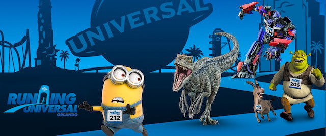 Run fast to meet all the characters at Universal Orlando