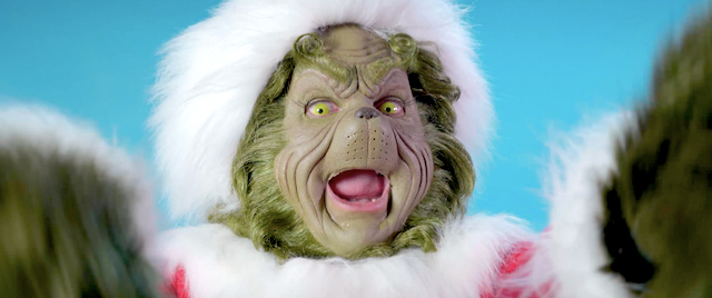 Here's how to get a personal greeting from The Grinch