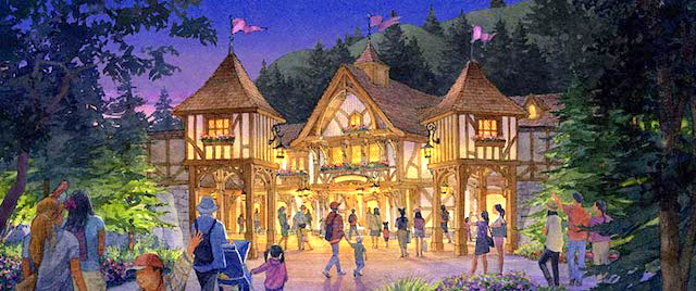 New musical to debut in Tokyo Disneyland expansion