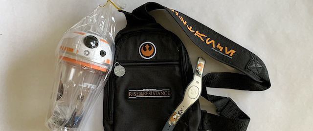 Giveaway: Who wants some Rise of the Resistance swag?