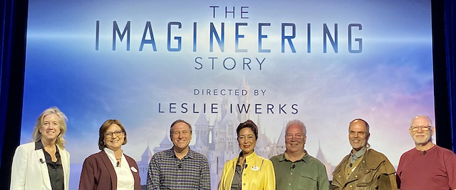 What's the next chapter in 'The Imagineering Story'?