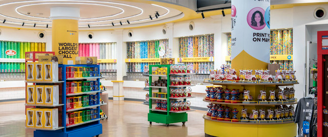 Disney Springs sweetens its retail line-up with M&M's World