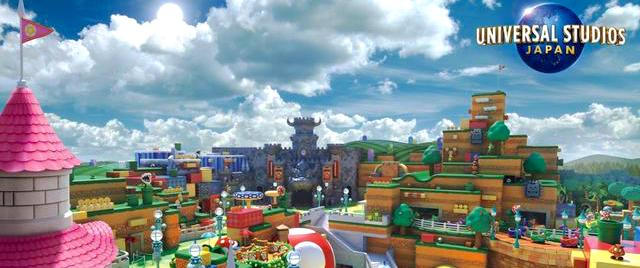 All aboard the 2020 Hype Train for Super Nintendo World