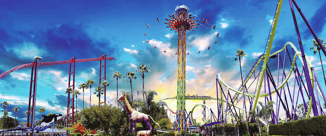 Six Flags faces a rough ride in Asia