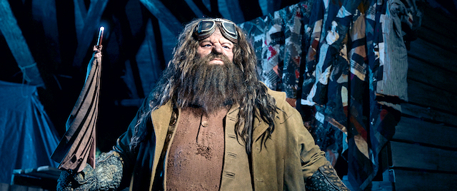 Hagrid's casts a spell to capture top roller coaster honors
