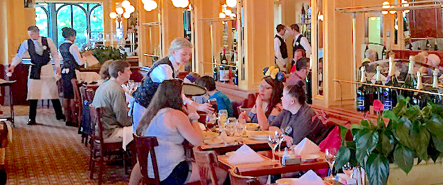 Disney World's 'free dining' offer is back - here's how to get it