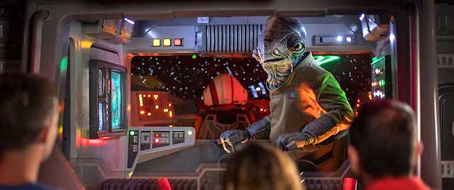 Disneyland to follow Florida rules for its new Star Wars ride