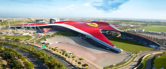 Mission Ferrari officially set to open on Yas Island this year