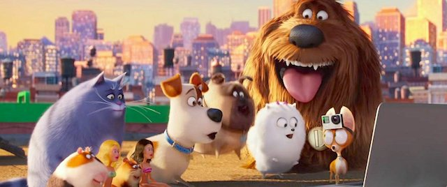 Universal announces spring debut for Secret Life of Pets ride