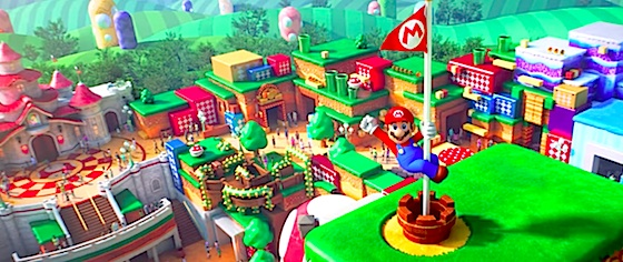 Super Nintendo World confirmed for Orlando's Epic Universe