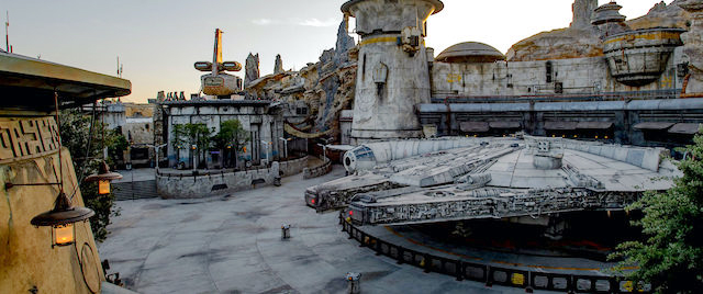 Star Wars: Galaxy's Edge wins a Grammy for its theme music