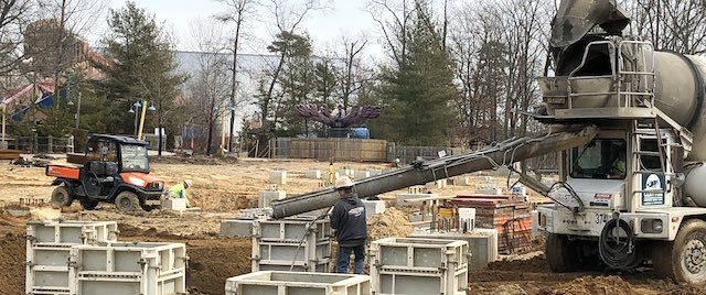 Here are your latest RMC coaster construction updates