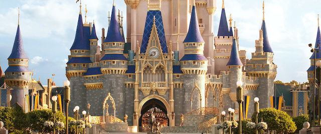 Walt Disney World's castle is getting a royal makeover