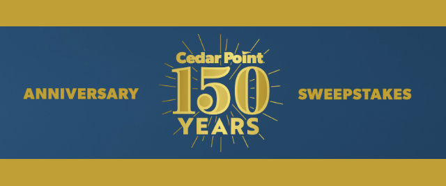 Here's how to win a lifetime pass to Cedar Point