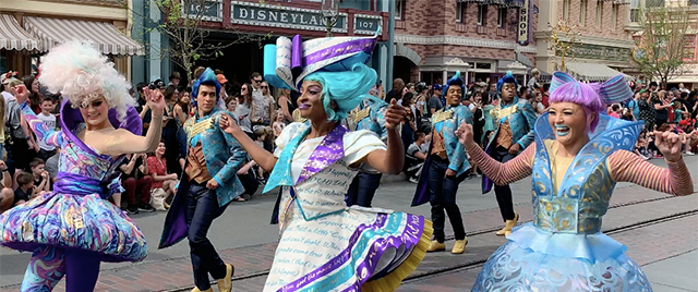 'Magic Happens' with Disneyland's next-generation parade