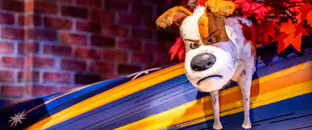 An insider's tour of Universal's new Secret Life of Pets ride
