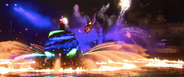 Tokyo DisneySea shares video of Fantasmic! for the final time