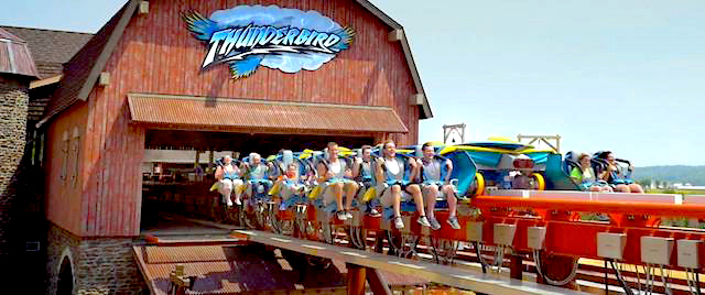 Take a Virtual Roller Coaster Roadtrip through the Midwest