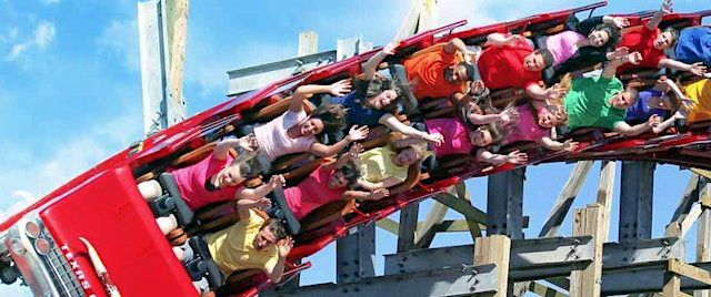 Six Flags Extends its Closure until Mid-May