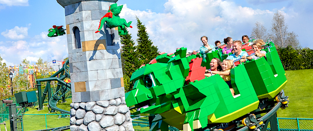 Legoland New York Postpones Grand Opening until 2021