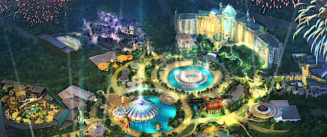 Will Covid-19 Affect the Design of Universal's New Theme Park?