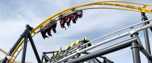 Six Flags Reports its First Quarter Results
