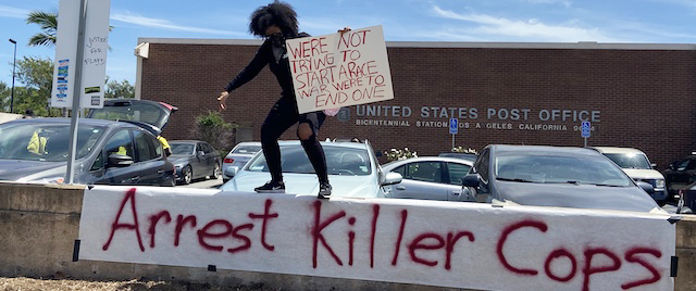 'All Lives Do Not Matter Until Black Lives Matter'