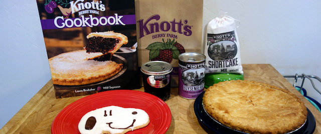 Let's Hit the Road for a Taste of Knott's Berry Farm