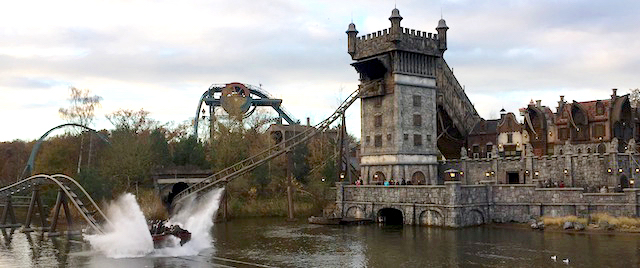 Is It Too Early to Reopen Theme Parks?