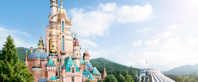 Hong Kong Disneyland Plans June 18 Return
