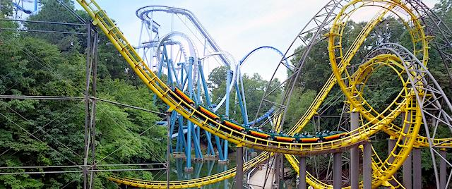 Virginia's Reopening Plan Might Leave Theme Parks Closed
