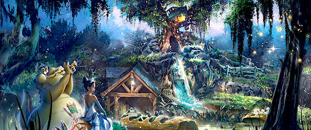 Zip-a-Dee-Buh-Bye: Disney to Retheme Splash Mountain