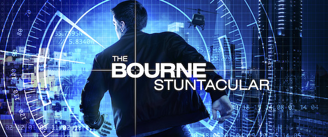 Universal Sets Opening Date for Bourne Stunt Show