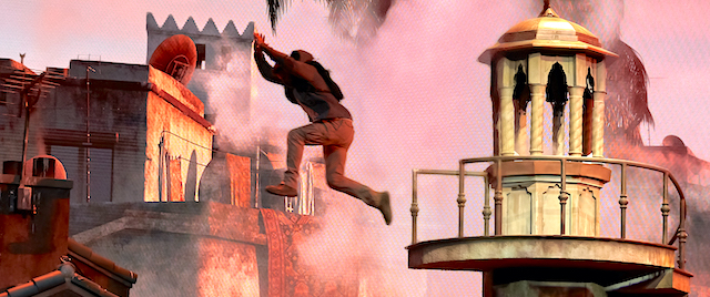 The Bourne Stuntacular Debuts at Universal Studios Florida