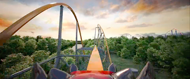 Covid Knocks Six Flags' Jersey Devil Back a Year