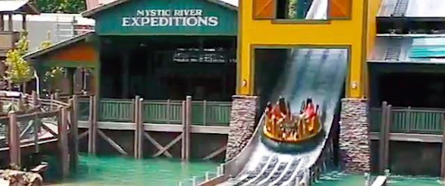 Mystic River Falls Soft-Opens at Silver Dollar City